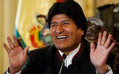 Evo Morales indulta a 1.800 bolivianos privados de libertad - http://www.notiexpresscolor.com/2016/12/25/evo-morales-indulta-a-1-800-bolivianos-privados-de-libertad/