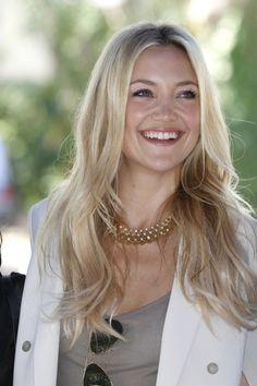 Kate Hudson #beauty #makeup #celebrity