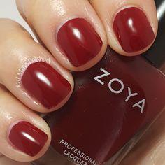 Zoya Urban Grunge Once Coat Creams - Courtney | Kat Stays Polished @zoyanailpolish #urbangrunge