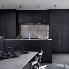 Buster + Punch is a London-born home fashion label. We work with rare, solid materials to make extraordinary items for everyday use. Kitchen Units, Kitchen Shelves, Kitchen Layout, Kitchen Colors, Kitchen Cabinets, Kitchen Backsplash, Kitchen Countertops, Kitchen Storage, Kitchen Appliances
