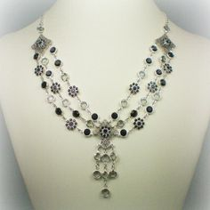 Anne Boleyn Ghost Queen Necklace  Replica Jewelry. Not that much up, could be one to watch.