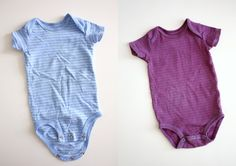 Dying baby boy clothing into girl clothing.