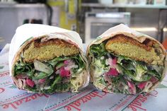 Best Falafel | NOW Magazine
