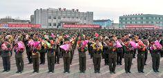연평도포사격전투승리 6돐기념 군민련환모임 진행-《조선의 오늘》
