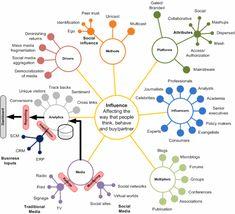 Influence Network Analytics