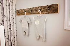 Modern & Chic Woodland Themed Nursery