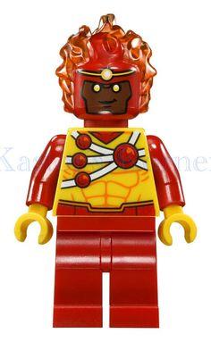 Lego Firestorm