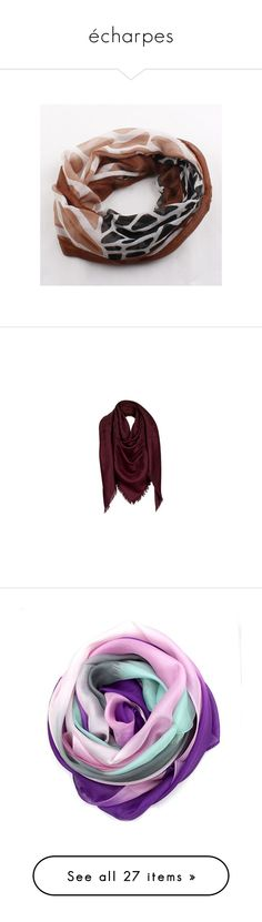 """écharpes"" by floriane97 ❤ liked on Polyvore featuring accessories, scarves, sciarpe, louis vuitton, women, louis vuitton scarves, louis vuitton shawl, shawl scarves, print scarves and monogrammed scarves"