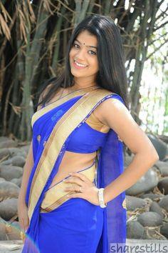 Yamini Bhaskar Half Saree Navel Show Beautiful Blouses, Beautiful Saree, Beautiful Birds, Beautiful Women, South Indian Actress, Beautiful Indian Actress, Harem Girl, Actress Priyanka, Elegant Fashion Wear