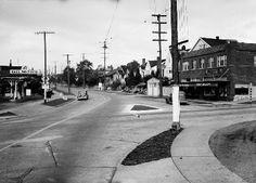 Third Avenue NW at 65th Street, 1944