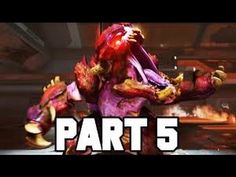 SO MUCH RAGE!!! |Doom Walkthrough Gameplay Part 5 (Xbox One/PS4)