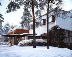 Villa Mairea de Alvar Aalto: una de mis favoritas
