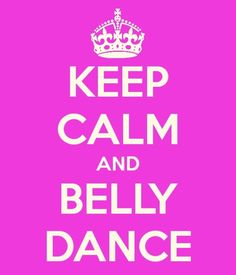 It is cheaper then therapy! Im the new Belly Dance teacher in town look me up if you wanna take classes!
