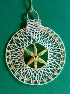Bobbin Lace Patterns, Lace Heart, Lace Jewelry, Zentangle, Lace Detail, Butterfly, Stars, Winter, Christmas