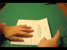 ▶ Maxaloones Sew Along - Step 1 - How to assemble the pattern - YouTube