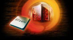AMD Ups the Stakes with Exciting Ryzen Processor Line Build Your Own Desktop, Computer Build, Best Computer, Ordinateur Portable Asus, Bios, Computer Reviews, Zen, E Sport, Hd Desktop
