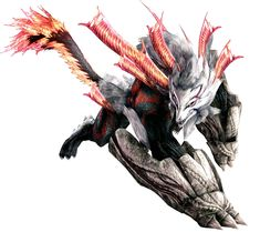 View an image titled 'Marduk Art' in our God Eater 2 art gallery featuring official character designs, concept art, and promo pictures. God Eater 2, Creature Concept Art, Creature Design, Fantasy Beasts, Fantasy Art, Fantasy Creatures, Mythical Creatures, Character Art, Character Design