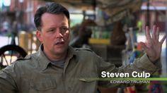 Steven Culp aka Ed Truman Revolution - Revealed  #stevenculp #revolution #truman #revealed