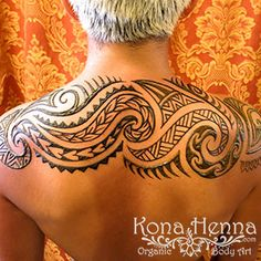 Beste Tattoo Back Henna Galerien Ideen - Diy Best Tattoo ideas Men Henna Tattoo, Henna Men, Henna Body Art, Henna Tattoo Designs, Samoan Tattoo, Tattoo Celtic, Tribal Back Tattoos, Henna Kunst, Back Henna