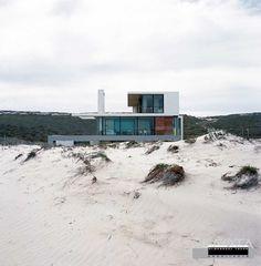 Nueva York beachfront house Cape Town //