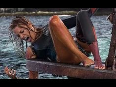 A new trailer for the Blake Lively thriller THE SHALLOWS has washed ashore and you can view it below. Lively plays Nancy, a surfer who, after going through the recent loss of her mother, ta… Blake Lively, Action Movies, Hd Movies, 2016 Movies, Films, The Shallows Movie, Twilight Outfits, Best Zombie, Audio Latino