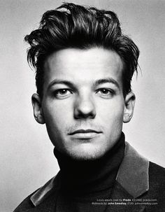 Louis Tomlinson. Seriously? IT'S LIKE THE MAN IS PHOTOSHOPPED :(