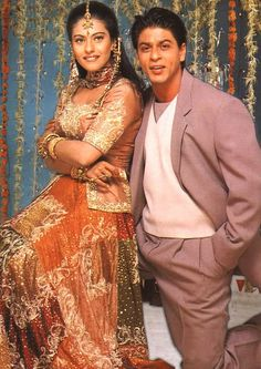 shahrukh khan and kajol kuch kuch hota hai - Google Search