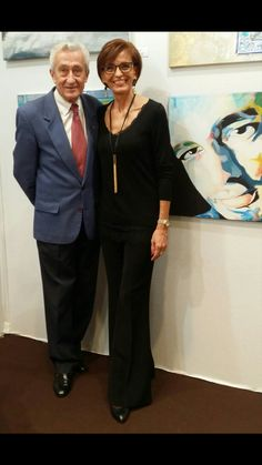 Mr. Jean-Paul de Bernis, Président de L'académie Arts-Sciences-Lettres e Dévouement Français | 2016 | Paris - International Group Exhibition, CARROSSEL DU LOUVRE | XVIII Editor du Salon ART SHOPPING