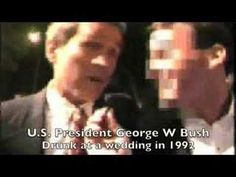 "George W. Bush drunk rant. ""Only in America.."""
