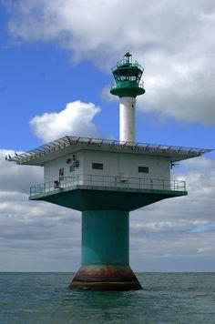 Pelée Passage lighthouse - Pelée Island, Ontario, Canada