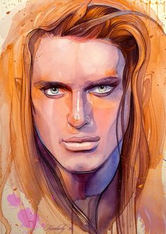 Maedhros by kimberly80.deviantart.com on @DeviantArt