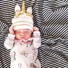 Baby unicorn.