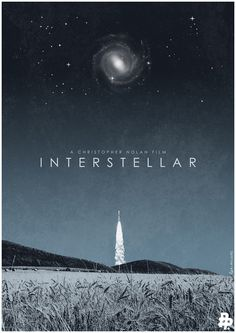 Poster Posse Project #11: Interstellar – Phase 2 \\ by Ben Mcleod
