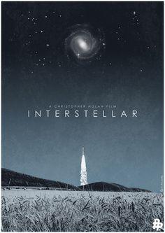 Interstellar by Ben Mcleod - U.K.