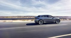 Jaguar sends out a statement of i-intent to Tesla | Classic Driver Magazine