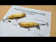 Lure Making, Fishing Equipment, Fishing Lures, Plugs, The Creator, Youtube, Diy, Dibujo, Homemade Fishing Lures