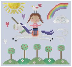 http://www.theflossbox.com/store/pattern/spring-cross-stitch-5