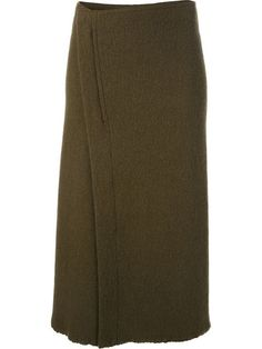 Shop Isabel Marant wrap skirt in -Renaissance- from the world's best independent boutiques at farfetch.com. Over 1000 designers from 60 boutiques in one website.