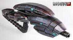 Mass Effect 3, una replica del fucile a impulsi Geth per i collezionisti - News PC, PS4, XBOX 360, XBOX ONE