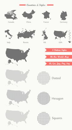 Free vector world map 1 httpdesignfreebiesfree vectors 17 world map vectors by dreamstale on creative market gumiabroncs Images