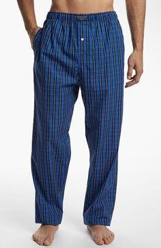 Polo Ralph Lauren Woven Pajama Pants | Nordstrom
