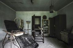 Maison Docteur Pepito - De dokters kamer
