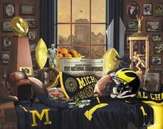 michigan wolverines photo by alikater
