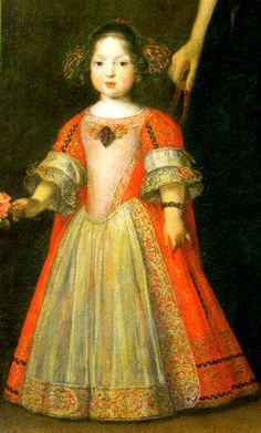 Anna Maria Luisa de Medici (1667-1743) ~ the daughter of Cosimo III and Marguerite Louise d'Orléans. She married John William, Elector Palatine of the Rhine in Düsseldorf in 1691 but returned to Florence in 1717 after his death. She survived her brother Gian Gastone de' Medici, the last Grand Duke, and remained the only Medici after Tuscany passed to the Duchy of Lorraine in 1737.