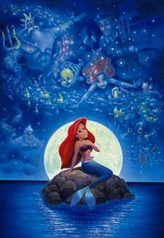 ♥ Ariel ♥ (Want more pins like this? Follow me! ▶︎ @allegromaestoso)