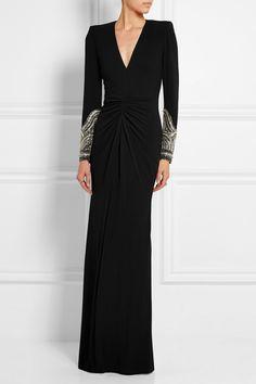 http://www.net-a-porter.com/br/en/product/592219/alexander_mcqueen/embellished-stretch-crepe-gown