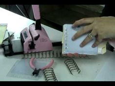 Bookbinding with Bind-it-All - Part 1
