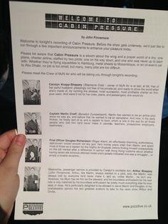 Cabin Pressure - What a great Radio Show! Benedict Cumberbatch Sherlock, Sherlock Bbc, Love Radio, Roger Allam, Cabin Pressure, Comedy Show, John Watson, Bbc Radio, Martin Freeman