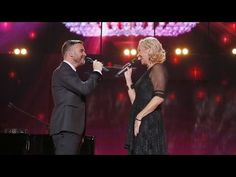 ▶ Gary Barlow and Agnetha Fältskog - I Should Have Followed You Home at Children In Need Rocks 2013 - YouTube