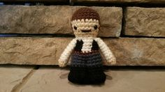 Solo Hero Doll by JensNeedleKnows on Etsy